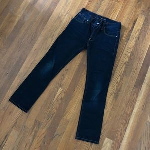 Dark blue navy Nudie Jeans